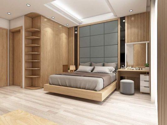 Báo giá thiết kế, thi công nội thất gỗ công nghiệp Melamine