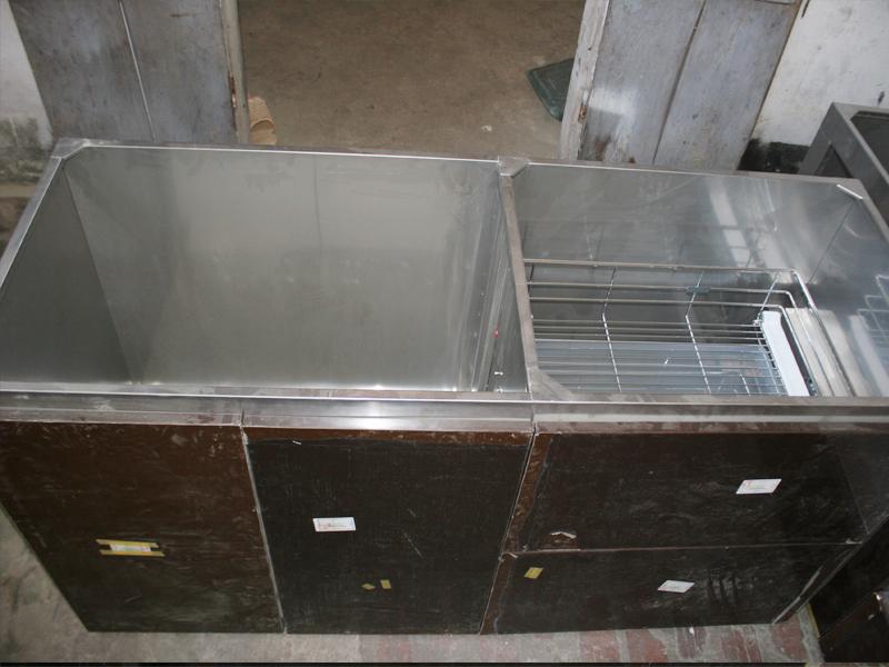 Thùng tủ bếp inox 304 được chấn gấp CNC