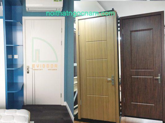 cửa gỗ nhựa giá rẻ nhất