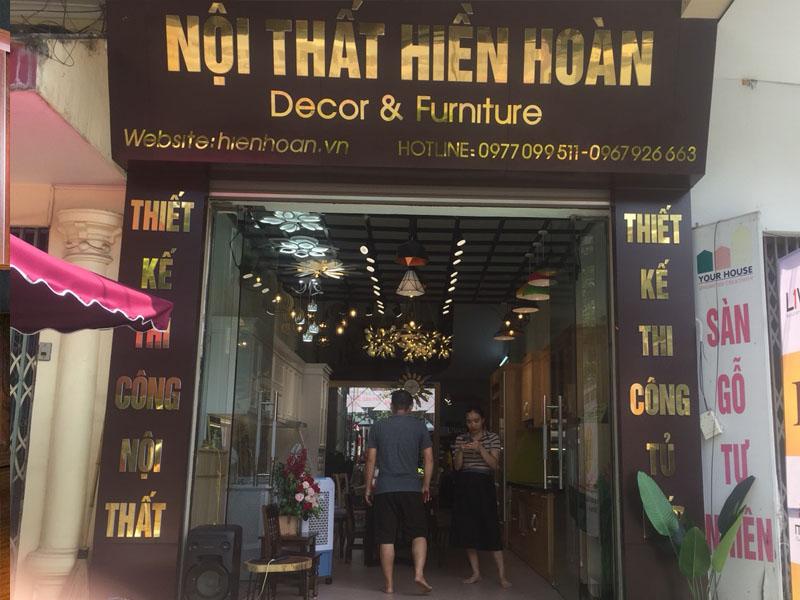 Địa chỉ cửa hàng làm nội thất tủ bếp đẹp Bắc Ninh uy tín