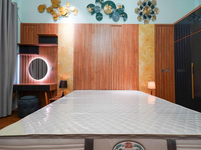 Nội thất phòng ngủ gỗ công nghiệp giá rẻ