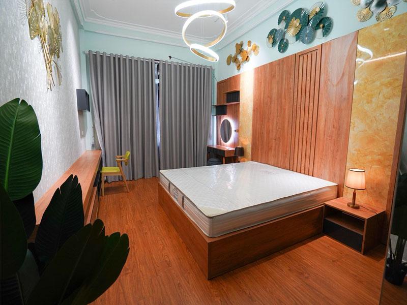 Tư vấn thiết kế thi công nội thất phòng ngủ đẹp tại Bắc Ninh