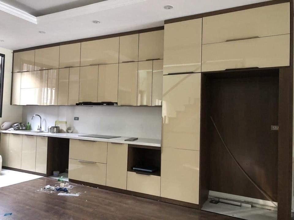 Mẫu tủ bếp inox 304 siêu bên chịu nước mối mọt tuyệt đối có thể thay thế các mẫu tủ bếp gỗ