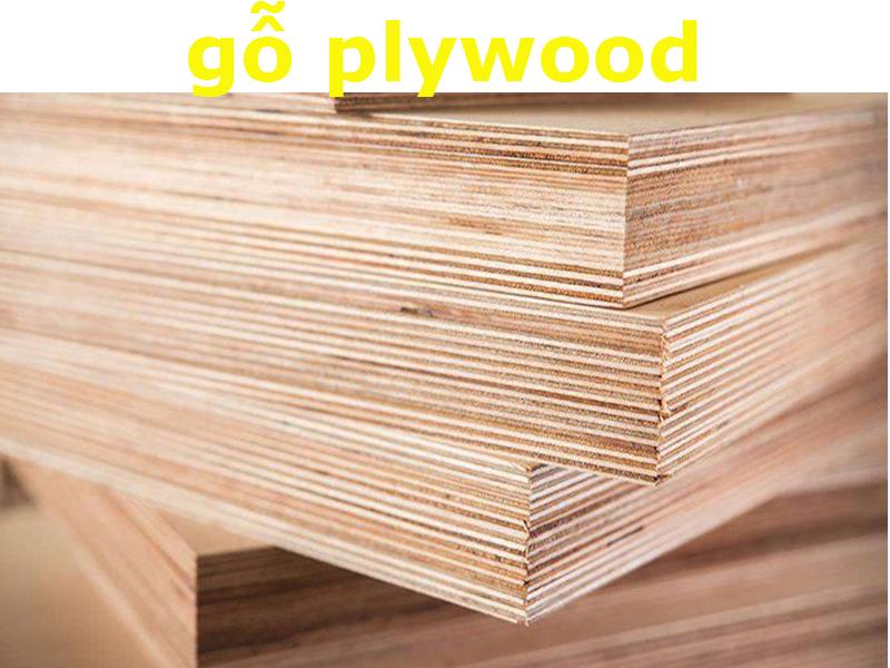 Cấu tạo gỗ công nghiệp Plywood theo nguồn trên internet