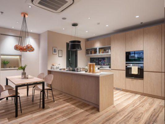 Làm tủ bếp trọn gói hết bao nhiêu tiền?